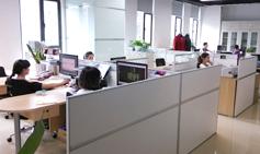 捷威数据员工办公室