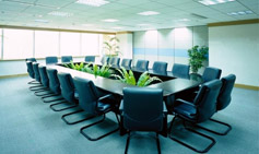 捷威数据会议室